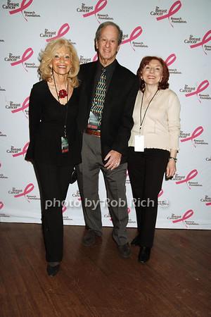 Gail Cohen, Jerry Weisenberg, Elaine Glatzer photo by Rob Rich © 2009 robwayne1@aol.com 516-676-3939