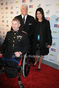 Andrew Kinard, Dennis Basso, Caroline Hirsch photo  by Rob Rich © 2008 robwayne1@aol.com 516-676-3939