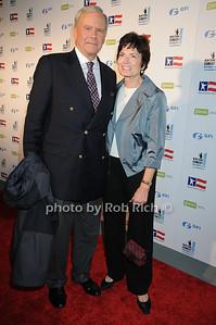 Tom Brokaw,Meredith Brokaw photo  by Rob Rich © 2008 robwayne1@aol.com 516-676-3939