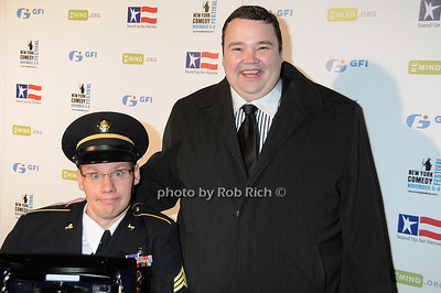 Eric Edmundson, John Pinette photo  by Rob Rich © 2008 robwayne1@aol.com 516-676-3939
