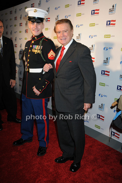 Jeff Landay, Regis Philbin<br /> photo  by Rob Rich © 2008 robwayne1@aol.com 516-676-3939