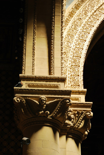 column and arch