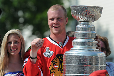 Stanley Cup in Orono