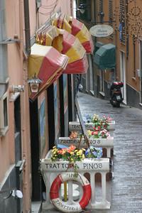 Trattoria Pinos Genova, Italy