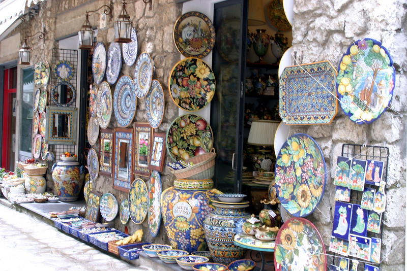Ceramic Shop