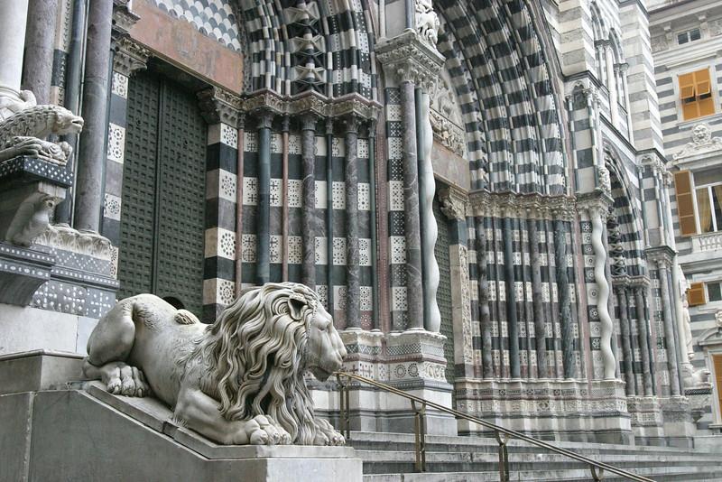 San Marcos Church Genova, Italy