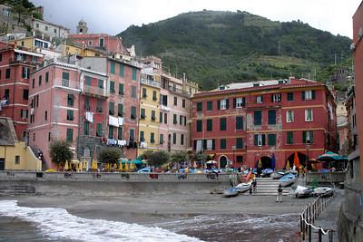 Vernazza Beach - Cinque Terre Vernazza, Italy