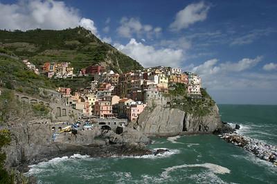 Manarolla Harbor I Cinque Terre, Italy