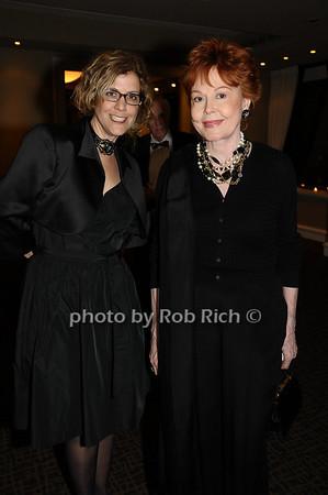 Mindy Miles Greenberg, Judy Sheridan<br /> photo by Rob Rich © 2009 robwayne1@aol.com 516-676-3939