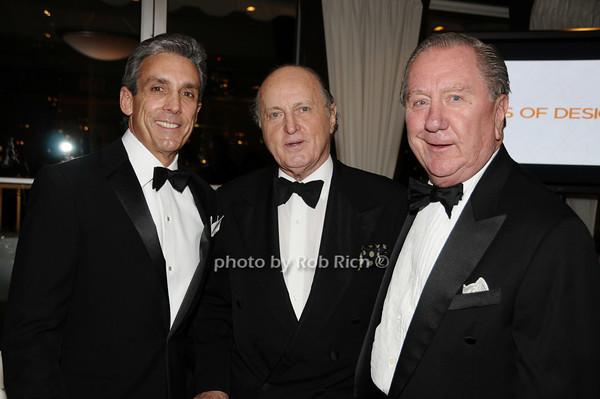 Charles Cohen, Mario Buatta, Thomas Britt<br /> photo by Rob Rich © 2009 robwayne1@aol.com 516-676-3939