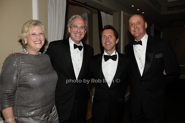 Susan Van Verg, Scott Salvatore, Darren Hennault, Michael Zabriskie<br /> photo by Rob Rich © 2009 robwayne1@aol.com 516-676-3939
