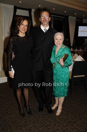 Patti Frances, Scott Frances, Evan Frances photo by Rob Rich © 2009 robwayne1@aol.com 516-676-3939