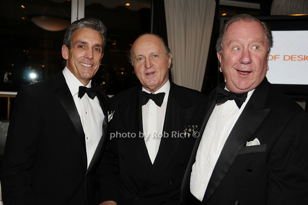 Charles Cohen, Mario Buatta, Thomas Britt<br /> photo by Rob Rich © 2009 robwayne1@aol.com 516-676-3939