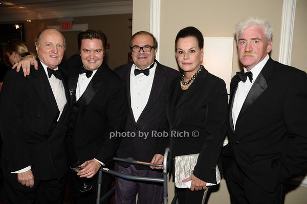 Mario Buatta, Eric Lystdahl, Hunt Slonem, Ann Rapp, Michael Holly photo by Rob Rich © 2009 robwayne1@aol.com 516-676-3939
