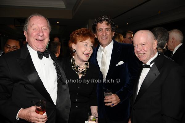 Thomas Britt, Judy Sheridan, Charles Pavarini III, Billy Cunningham<br /> photo by Rob Rich © 2009 robwayne1@aol.com 516-676-3939