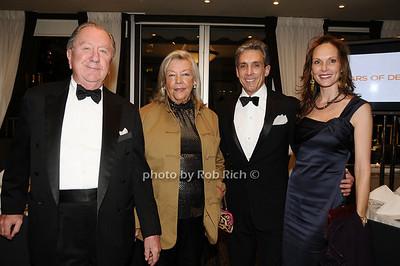 Thomas Britt, Julie Britt, Charles Cohen, Clo Cohen photo by Rob Rich © 2009 robwayne1@aol.com 516-676-3939