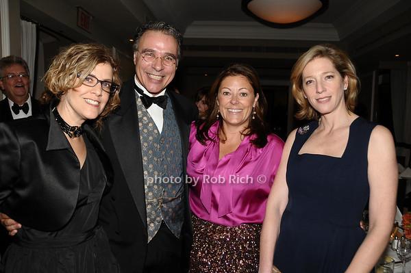 Cindy Miles Greenberg, Benjamin Huntington, Amanda Nisbet, Shari Markbreiter<br /> photo by Rob Rich © 2009 robwayne1@aol.com 516-676-3939
