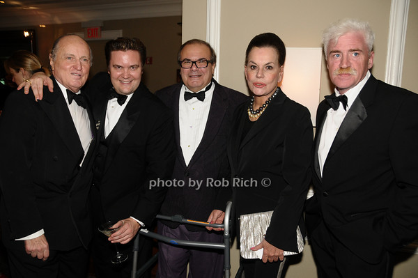 Mario Buatta, Eric Lystdahl, Hunt Slonem, Ann Rapp, Michael Holly<br /> photo by Rob Rich © 2009 robwayne1@aol.com 516-676-3939