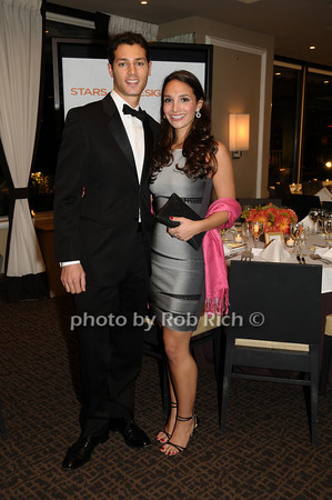 Jared Sevinor, Brooke Cohen<br /> photo by Rob Rich © 2009 robwayne1@aol.com 516-676-3939