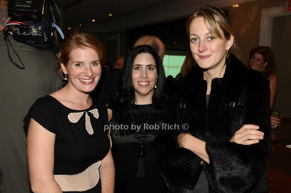 Sophie Donelson, Marissa Marcantonio, Rita Konig<br /> photo by Rob Rich © 2009 robwayne1@aol.com 516-676-3939