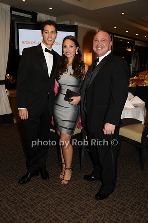 Jared Sevinor, Brooke Cohen, Robert Contini<br /> photo by Rob Rich © 2009 robwayne1@aol.com 516-676-3939