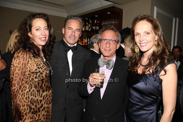 Tatiana Platt, Campion Platt, Steven Aronson, Clo Cohen<br /> photo by Rob Rich © 2009 robwayne1@aol.com 516-676-3939