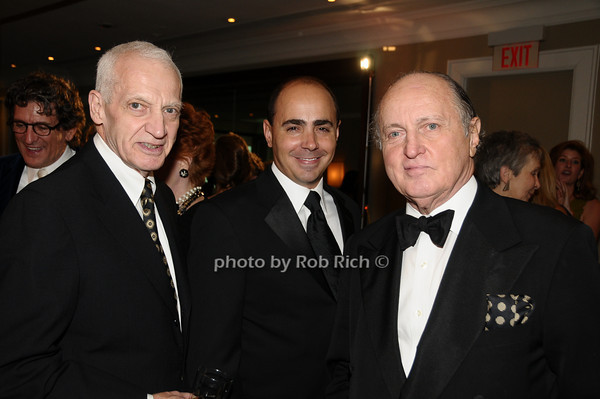 Thomas Shutte, Randall Tarasuk, Mario Buatta<br /> photo by Rob Rich © 2009 robwayne1@aol.com 516-676-3939