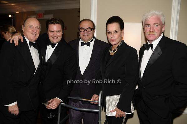 Mario Buatta, Eric Lystdahl, Hunt Slonem, Ann Rapp, Michael Holly<br /> photo by Rob Rich © 2009 robwayne1@aol.com 516-676-3939
