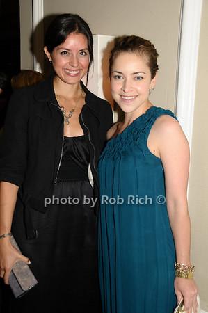 Eugenia Santiesteban, Alison Hall<br /> photo by Rob Rich © 2009 robwayne1@aol.com 516-676-3939