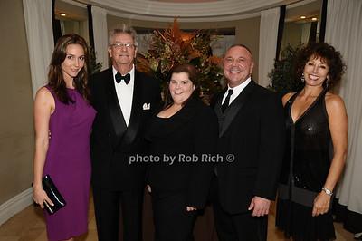 Ashlee Harrison, Phil Grenewald, Kristina Larsen, Robert Contini, Ellen Rubin photo by Rob Rich © 2009 robwayne1@aol.com 516-676-3939