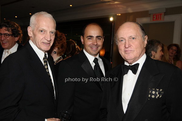 Thomas Shutte, Randall Tarasuk, Mario Buatta<br /> photo by Rob Rich © 2009 robwayne1@aol.com 516-676-3939