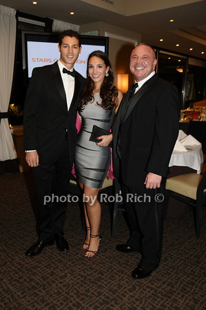 Jared Sevinor, Brooke Cohen, Robert Contini photo by Rob Rich © 2009 robwayne1@aol.com 516-676-3939
