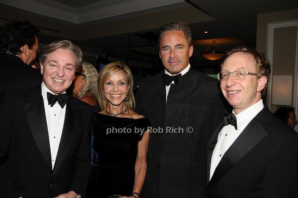 Geoffrey Bradfield, Ms.Chalom, Campion Platt, guest<br /> photo by Rob Rich © 2009 robwayne1@aol.com 516-676-3939