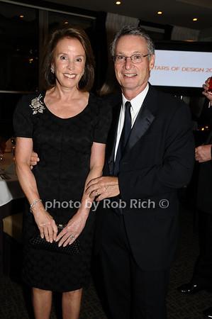 Elissa Cullman, Edgar Cullman<br /> photo by Rob Rich © 2009 robwayne1@aol.com 516-676-3939