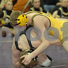 2013 State Duals 3A Finals - SE Polk over Bettendorf 42-29<br /> 106 - Nolan Hellickson (#1 Southeast Polk) over Jacob Schwarm (#3 Bettendorf) Dec 5-2