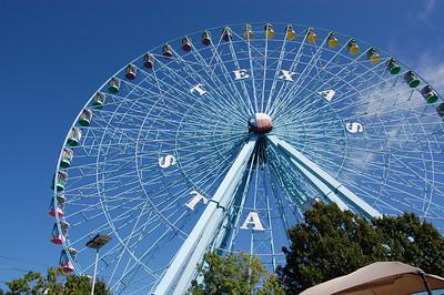 Farris Wheel - Great State Fair of Texas