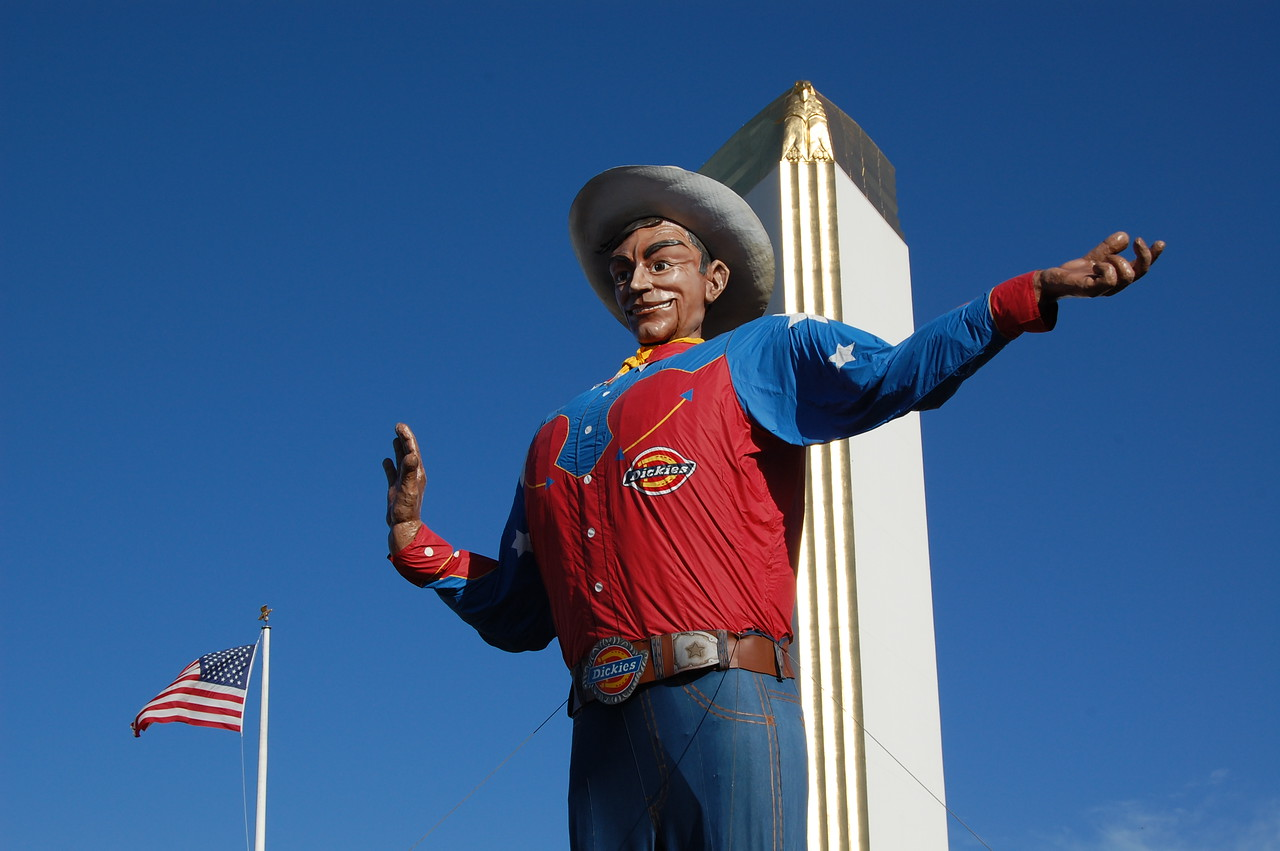 Big Tex - Great State Fair of Texas