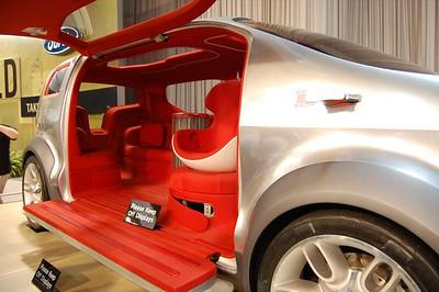 Air Stream Concept Van - Great State Fair of Texas