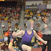 2013 Iowa High School State Individual Tournament - 3A <br /> Semifinals -<br /> 106 Henry Pohlmeyer (Johnston) Fall Chase Lynn (Dubuque Sr.) 4:29
