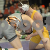 2013 Iowa High School State Individual Tournament - 3A <br /> Semifinals -<br /> 145 Austin Boyd (Burlington) dec Sylar St. John (Prairie CR) 5-3
