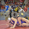 2013 Iowa High School State Individual Tournament - 3A <br /> Semifinals -<br /> 145 Bubba Hernandez (Bettendorf) dec Matt Victor (Indianola) 3-0