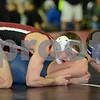 2014 Iowa High School Athletic Association State Tournament Class 1A <br /> 132<br /> Quarterfinal - JD Rader (South Hamilton, Jewell) 40-2 won by major decision over Tucker Bluml (Riverside) 35-17 (MD 15-5)