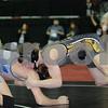 2014 Iowa High School Athletic Association State Tournament Class 1A <br /> 152<br /> Quarterfinal - Tucker Black (Eddyville-Blakesburg-Fremont) 44-3 won by decision over Gable Verschoor (Woodbury Central, Moville) 45-14 (Dec 10-4)