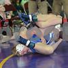 2014 Iowa High School Athletic Association State Tournament Class 1A <br /> 160<br /> Quarterfinal - Kegen Fingalsen (Central Springs) 44-3 won in tie breaker - 1 over Casey Pence (West Branch) 36-2 (TB-1 10-9)