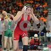 2014 Iowa High School Athletic Association State Tournament Class 1A <br /> 126<br /> Quarterfinal - Jake Hunerdosse (Southeast Warren, Liberty Center) 50-6 won by decision over Brad Kerkhoff (Audubon) 47-8 (Dec 5-2)