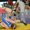 2014 Iowa High School Athletic Association State Tournament Class 1A <br /> 106<br /> Quarterfinal - Drew West (Highland, Riverside) 50-0 won by fall over Kody Berg (Westwood, Sloan) 50-3 (Fall 2:39)