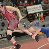2014 Iowa High School Athletic Association State Championships <br /> 113<br /> Semifinal - Josh Portillo (Clarion-Goldfield) 28-0 won by tech fall over Jared Hensley (Bedford/Lenox) 38-3 (TF-1.5 5:25 (15-0)