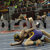 2014 Iowa High School Athletic Association State Championships <br /> 106<br /> Semifinal - Drew West (Highland, Riverside) 50-0 won by fall over Ben Moyer (Alburnett) 39-14 (Fall 3:19)