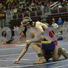 2014 Iowa High School Athletic Association State Championships <br /> 106<br /> Semifinal - Drew West (Highland, Riverside) 50-0 won by fall over Ben Moyer (Alburnett) 39-14 (Fall 3:19)