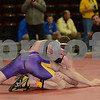 2014 Iowa High School Athletic Association State Tournament Class 1A Session I <br /> 126<br /> Champ. Round 1 - Joel Haberman (Clarion-Goldfield) 35-8 won by decision over Jacob Koch (Alburnett) 26-18 (Dec 4-1)